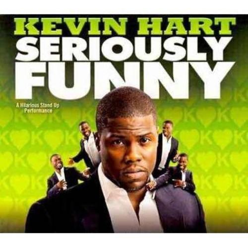 Kevin hart - Seriously funny [Explicit Lyrics] (CD)