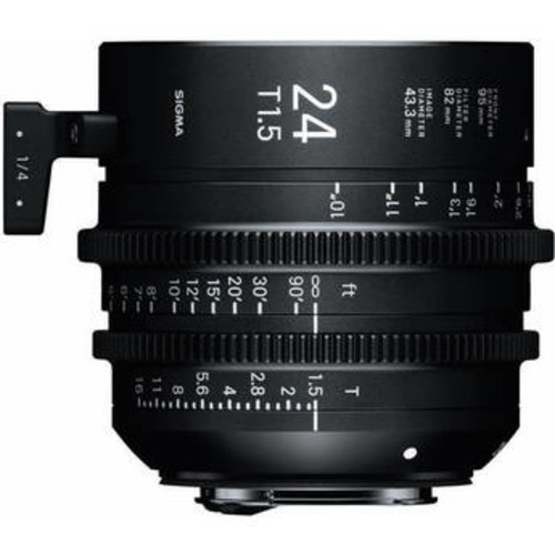 24mm T1.5 FF High-Speed Prime (EF Mount)
