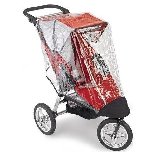 Baby Jogger City Mini Single Stroller Rain Canopy (Discontinued by Manufacturer)