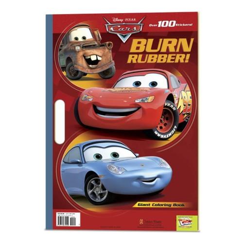 Burn Rubber! (Disney/Pixar Cars)