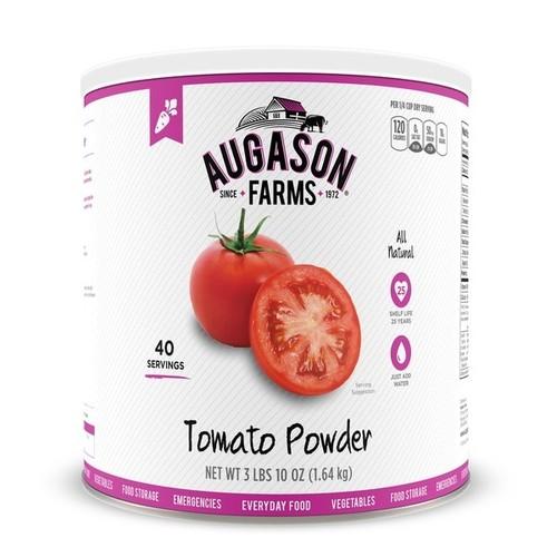 Augason Farms Tomato Powder Emergency Food Storage No. 10 Can