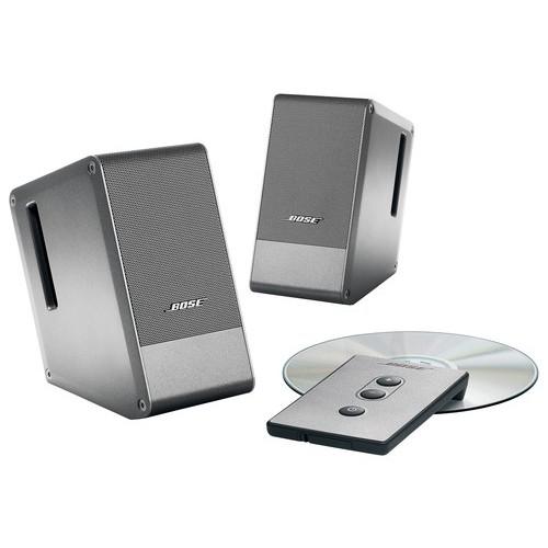 Bose Computer MusicMonitor -- Silver [Silver]
