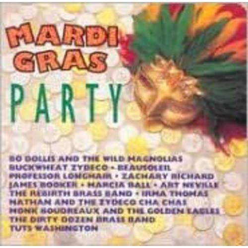Mardi Gras Party [Rounder]
