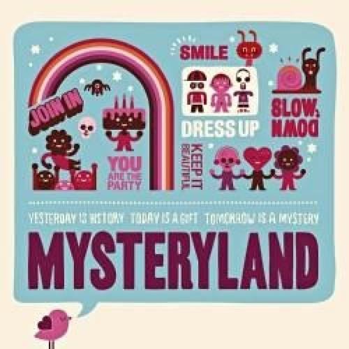 Mysteryland 2011 [CD]