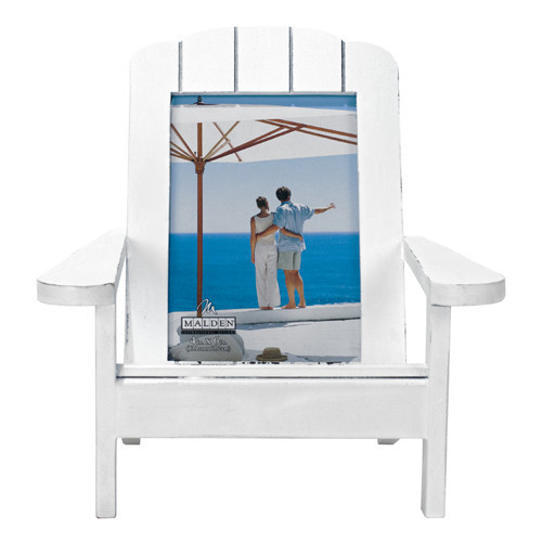 Malden Adirondack Chair Picture Frame