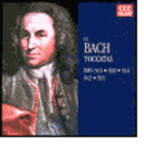 Bach: Toccatas