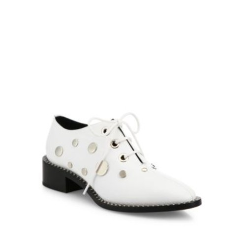 PROENZA SCHOULER Studded Leather Oxfords