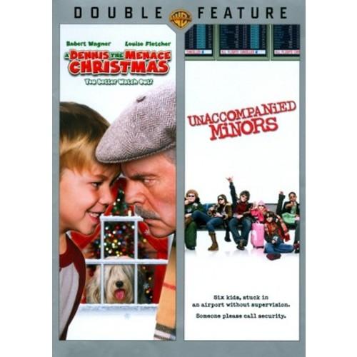 Dennis the Menace Christmas/Unaccompanied Minors [2 Discs] (DVD)