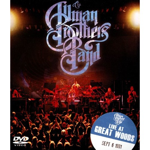 Live at Great Woods [Video] [DVD]