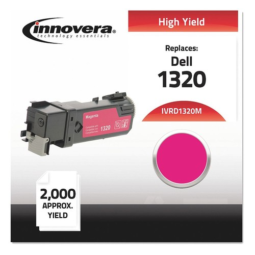 Dell Toner Cartridge, No. 1320, Magenta