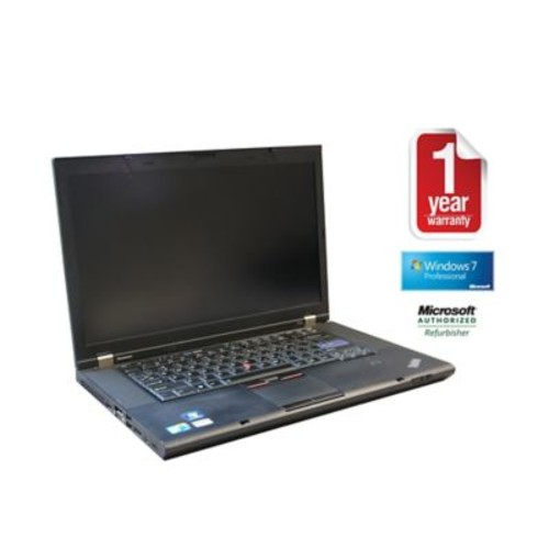 Refurbished Lenovo T510 Core i5-2.4GHz Processor, 4GB, 500GB, DVDRW, 15.6