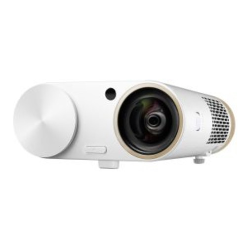 BenQ i500 - DLP projector - 3D - 500 ANSI lumens - WXGA (1280 x 800) - 16:10 - HD 720p