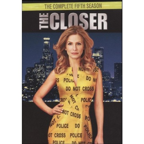 The Closer: The Complete Fifth Season [4 Discs]