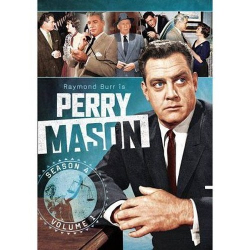 Perry mason:Fourth season vol 1 (DVD)