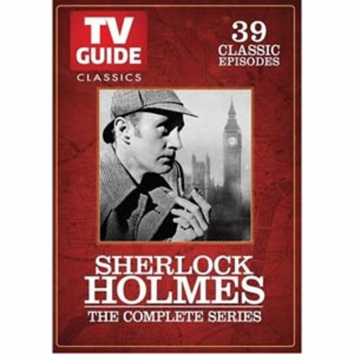 TV Guide Classics: Sherlock Holmes - The Complete Series [3 Discs]