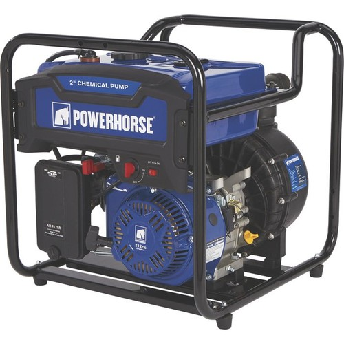 Powerhorse Extended Run Chemical/Water Pump  11,000 GPH, 2in. Ports