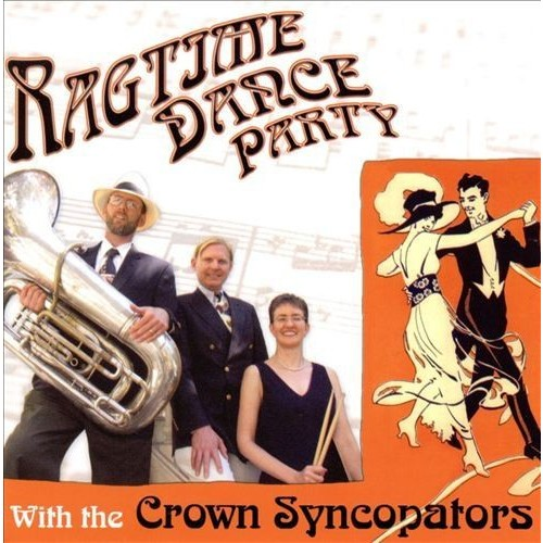 Ragtime Dance Party [CD]