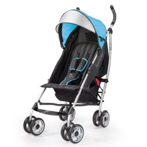 Summer Infant 3D Lite Convenience Stroller - Caribbean Blue