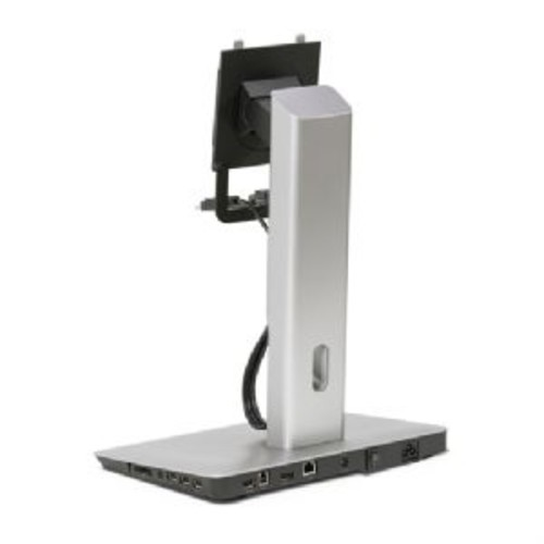 DELL MKS14 Monitor Stand with Port Replicator - 4x SuperSpeed USB 3.0 Type A, 1x SuperSpeed USB 3.0 USB Type B, 1x HDMI Port, Gigabit Ethernet, Built-in card Reader, Internal Power Adapter - 452-BBIR