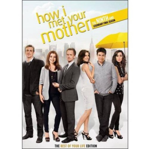 How I Met Your Mother-season 9 [dvd/3 Disc/ws-1.78/eng-fr-sp Sub/sac] (Twentieth Century Fox)