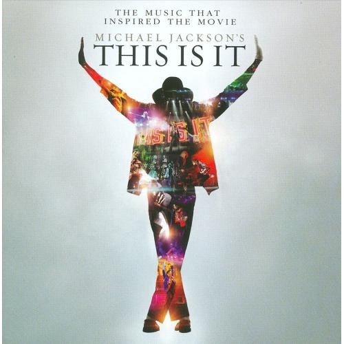 Michael Jackson's This Is It [CD]
