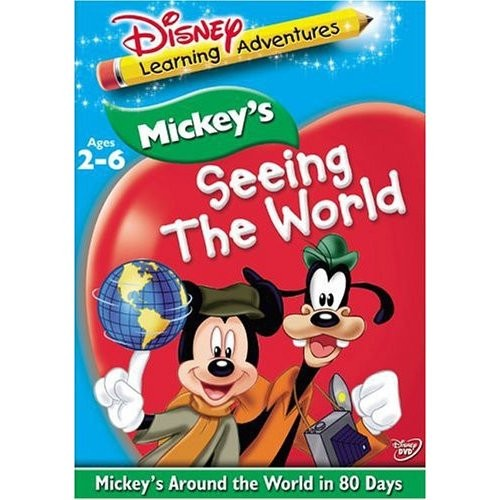 Mickeys Around the World in 80 Days-Seeing the World