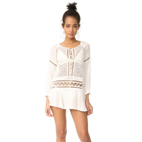 FOR LOVE & LEMONS Martinique Mini Dress