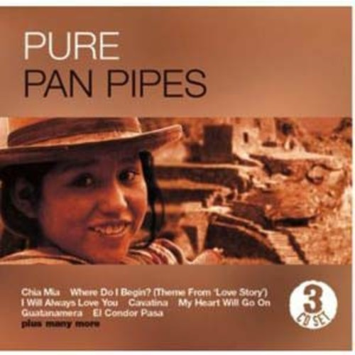 Pure Pan Pipes By Various Artists (Audio CD)