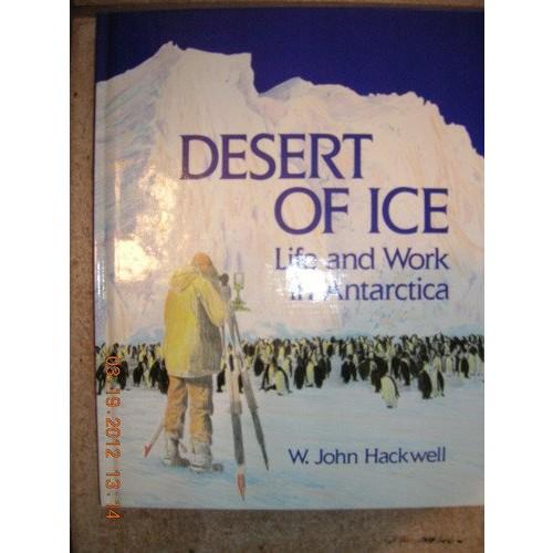 Desert of Ice