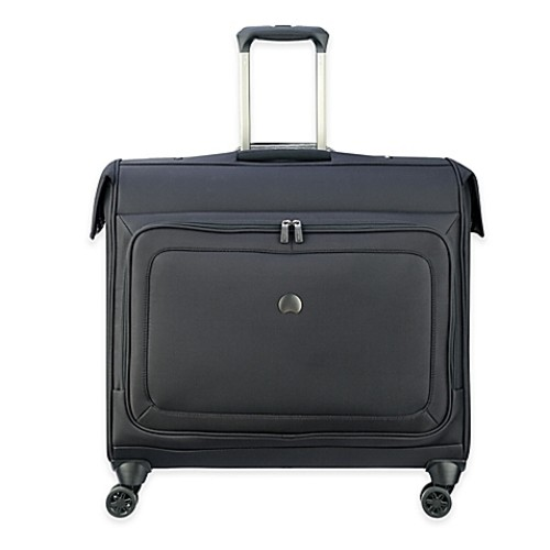 DELSEY PARIS Cruise Spinner Garment Bag in Black