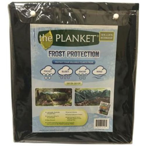 Planket 10 ft. x 20 ft. Rectangular Plant Cover