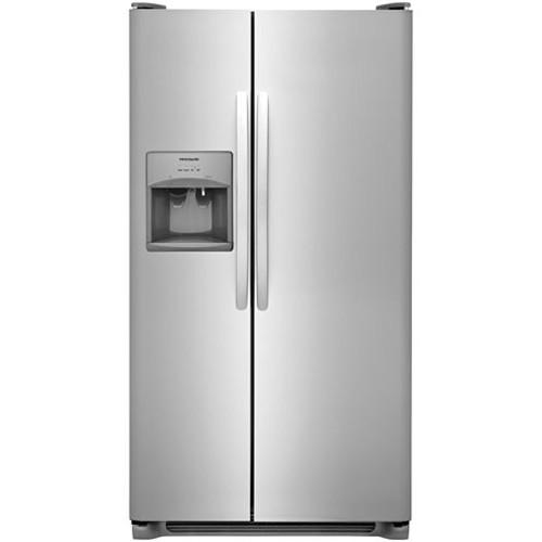 Frigidaire FFSS2615TE 25.5 cu. ft. Side By Side Refrigerator