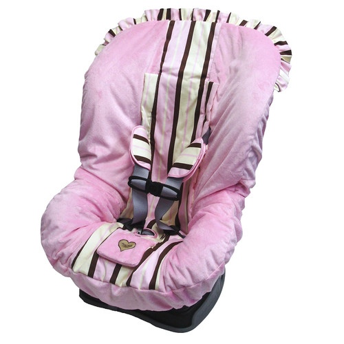 Toddler Car Seat Cover Color/Pattern: Pixie Stix