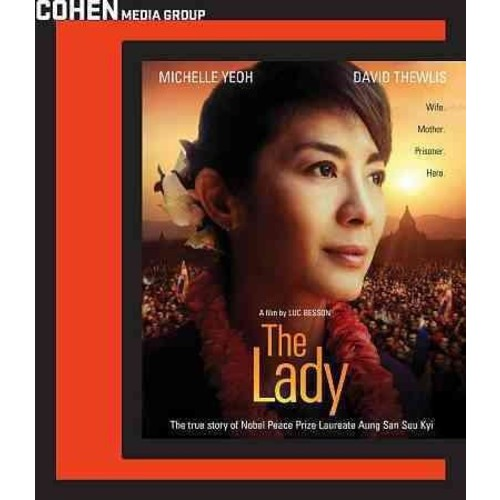 The Lady (Blu-ray Disc)