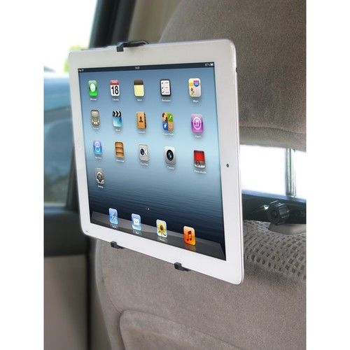 Headrest Tablet Hanger and Mount by CommuteMate