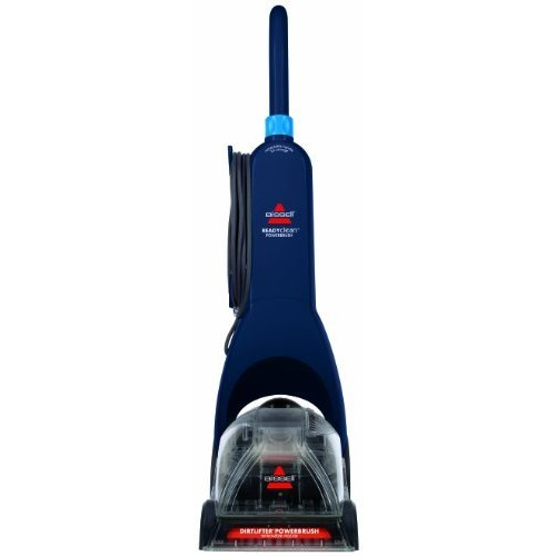 BISSELL ReadyClean PowerBrush Full Sized Carpet Cleaner, 47B2 - Corded [ReadyClean Only]