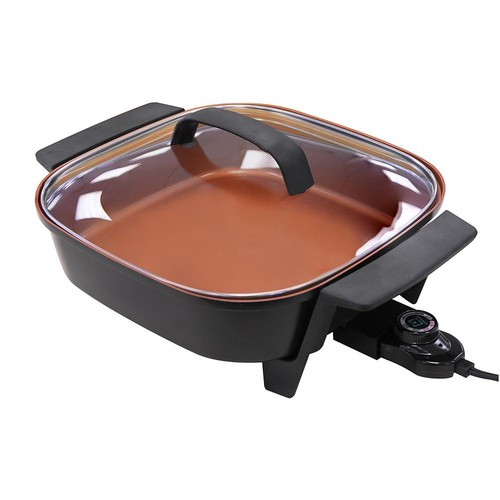 As Seen on TV NuWave 12-in. Electric Skillet