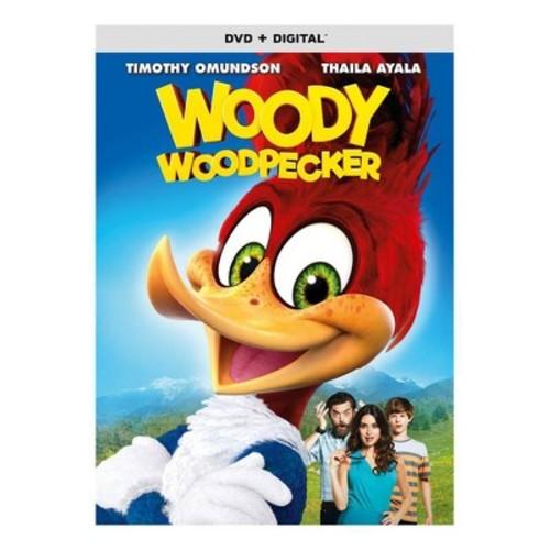 Woody Woodpecker (DVD + Digital)