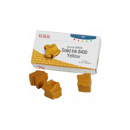 Xerox Yellow Solid Ink Stick