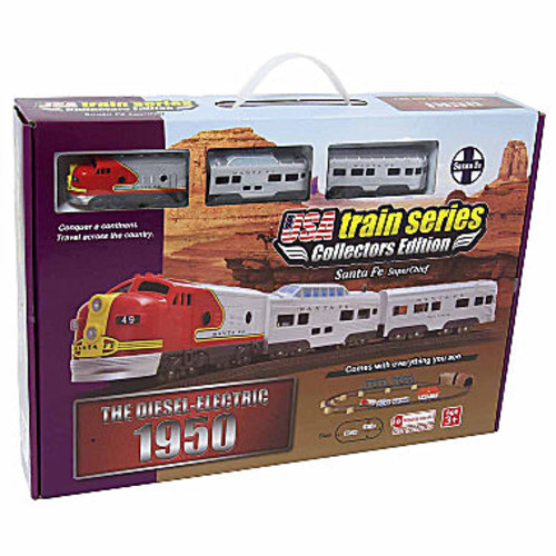 Lec Usa Inc. Trains Train