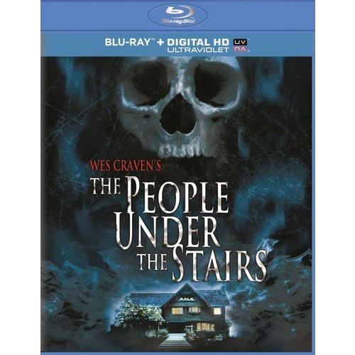 The People Under the Stairs [Includes Digital Copy] [UltraViolet] [Blu-ray] [1991]
