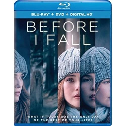 Before I Fall [Blu-Ray] [DVD] [Digital HD]