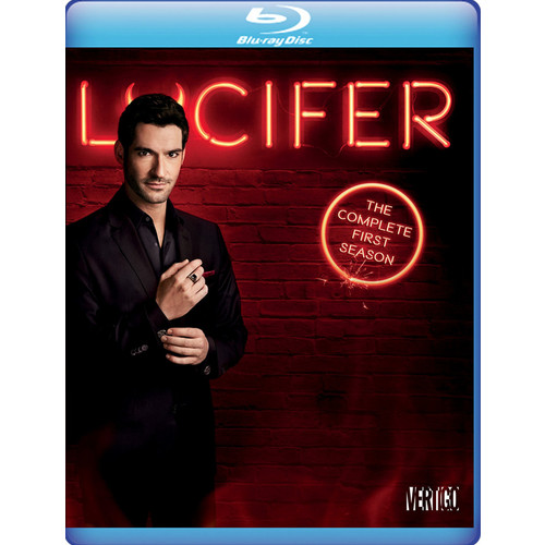 Lucifer: The Complete First Season [Blu-ray] [3 Discs]
