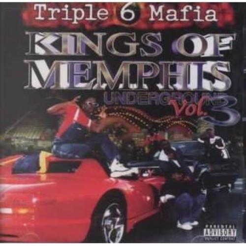 Kings Of Memphis: Underground Vol. 3
