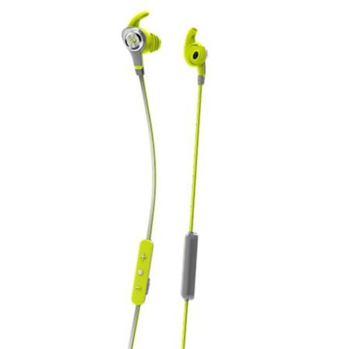 Monster Cable iSport Intensity In-Ear Bluetooth Headphones with Mic, Green