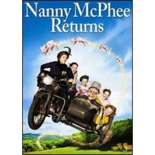 Nanny McPhee Returns DD5.1/DD2