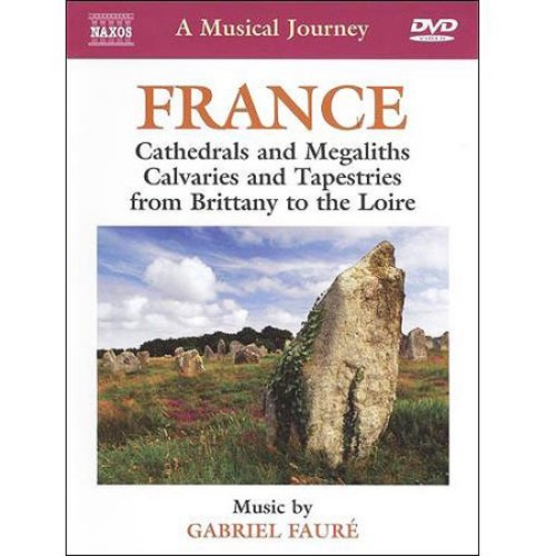 A Musical Journey: France - Cathedrals and Megaliths, Calvaries and Tapestries [DVD] [English] [1996]