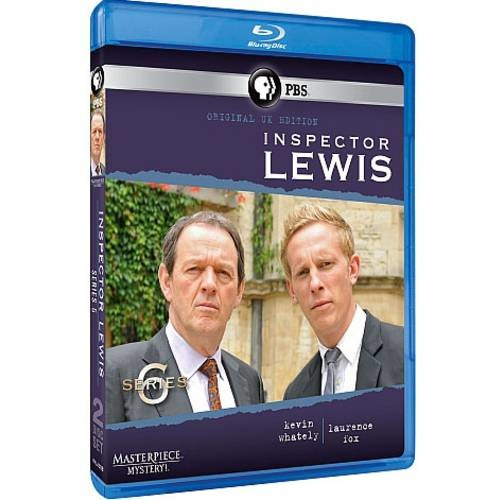 Inspector Lewis: Series 6 [Original UK Edition] [2 Discs] [Blu-ray]
