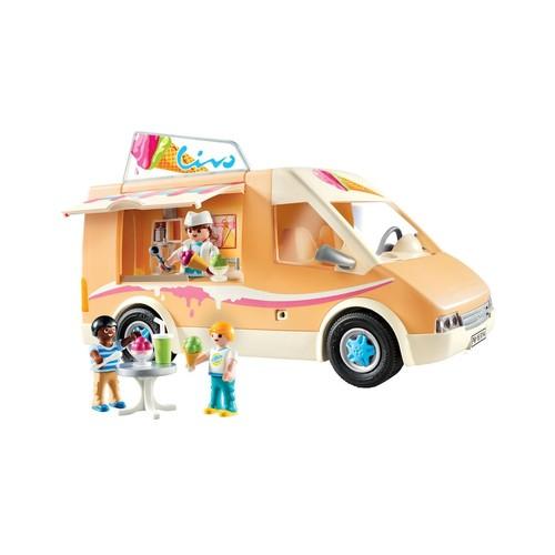 Playmobil Ice Cream Truck Playset - 9114