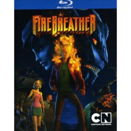 WARNER HOME ENTERTAINMENT Firebreather (Blu-ray)